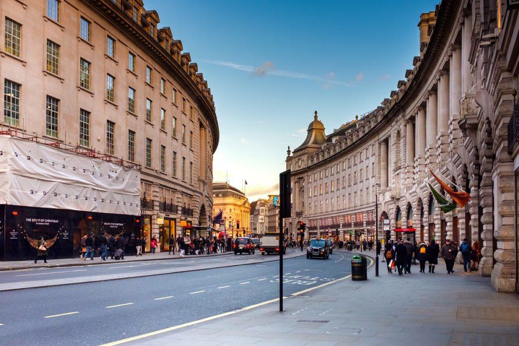 Luxusnyaralás - London